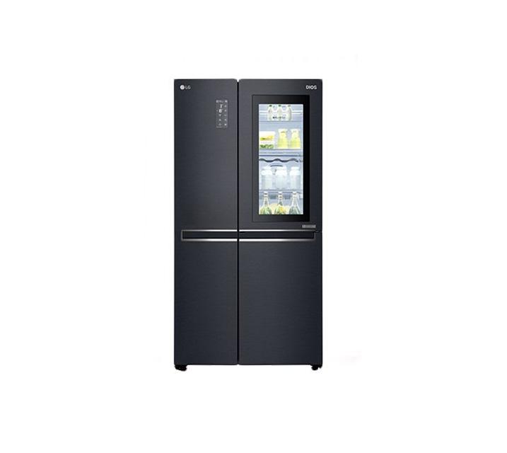[L_렌탈] LG 노크온 매직스페이스 636L 맨해튼 미드나잇 S631MC75Q / 월50,900원