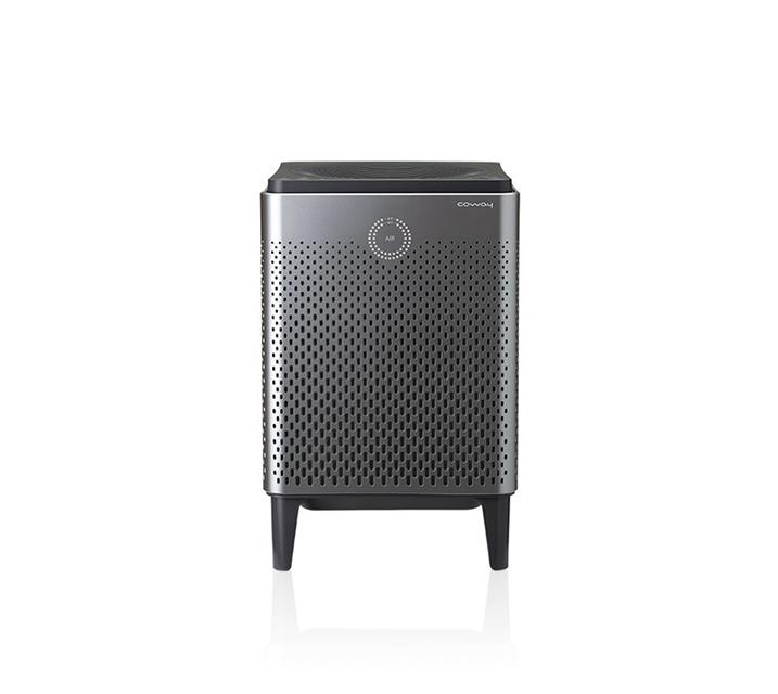 [G_렌탈] 코웨이 듀얼파워 공기청정기 IoCare 메탈릭실버 AP-1515D  / 월42,900원