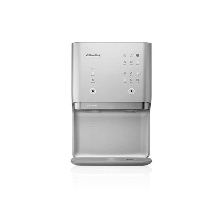 [G_렌탈] 코웨이 시루직수 냉온정수기 새틴실버 CHP-7300R  / 월39,900원
