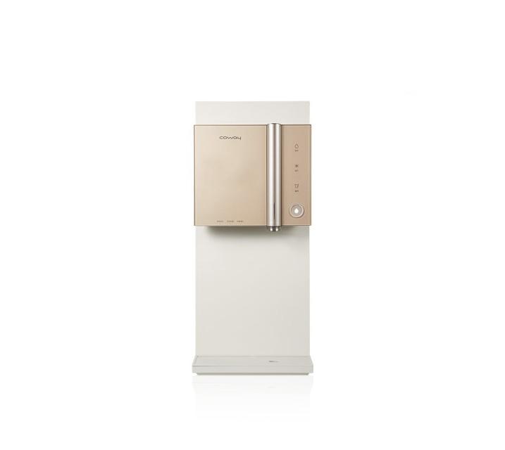 [G_렌탈] 코웨이 한뼘 시루직수 냉정수기 쿼츠브라운 CP-8300R / 월35,900원