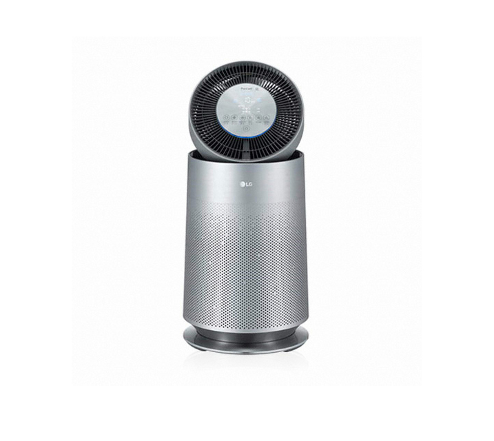 [L] LG전자 퓨리케어 360도 펫 공기청정기 19평형 실버 AS191DNPA  / 월35,000원