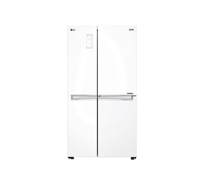 [L_렌탈] LG 냉장고 매직스페이스 양문형 821L 화이트 S831W32 / 월44,000원