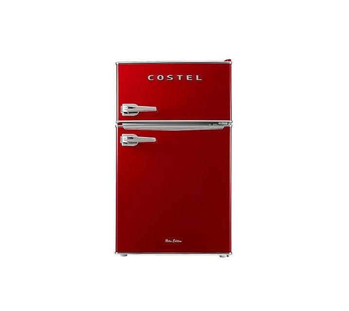 [L] 코스텔 냉장고 86L 레드 CRS-86GARD  / 월25,900원