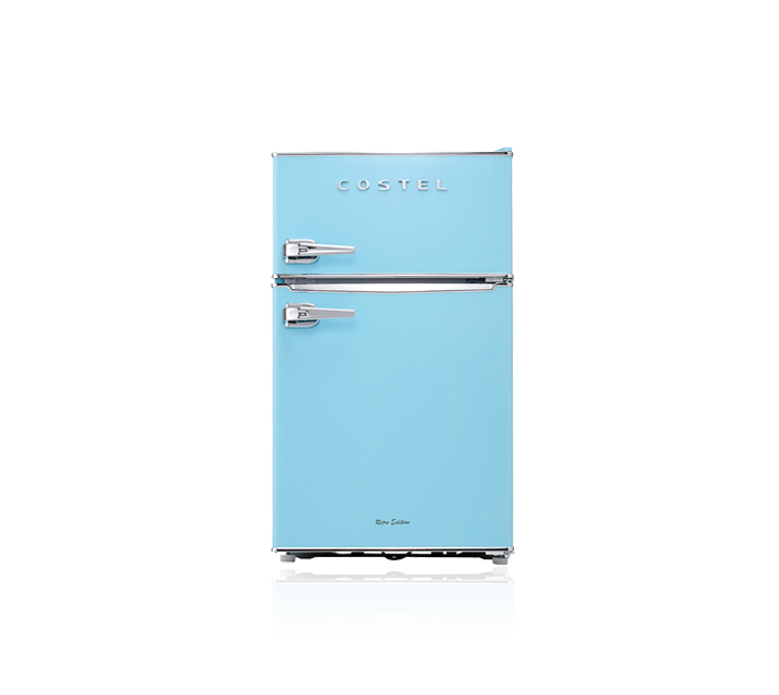 [L_렌탈] 코스텔 냉장고 86L 스카이블루 CRS-86GABU  / 월17,900원