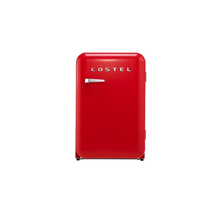 [L] 코스텔 냉장고 107L 레드 CRS-107HARD / 월26,900원