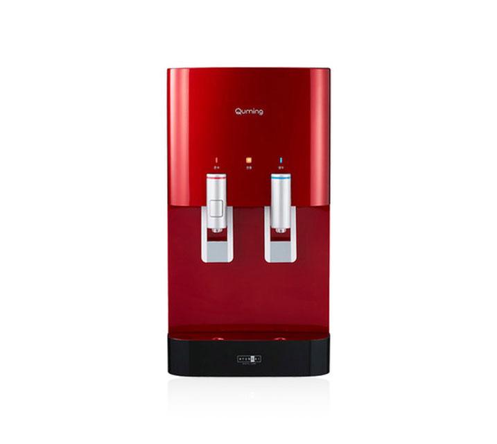 [G_렌탈] 현대큐밍 냉온정수기 레드와인 카운터 HD-100 / 월15,900원