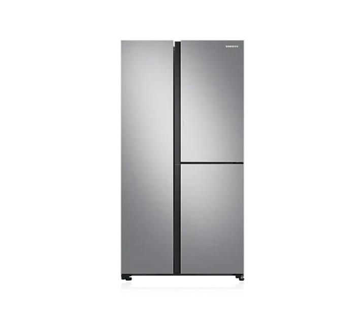 [렌탈] 삼성 양문형 냉장고 3도어 리얼메탈 845L RS84T5080M9  /월48,900원