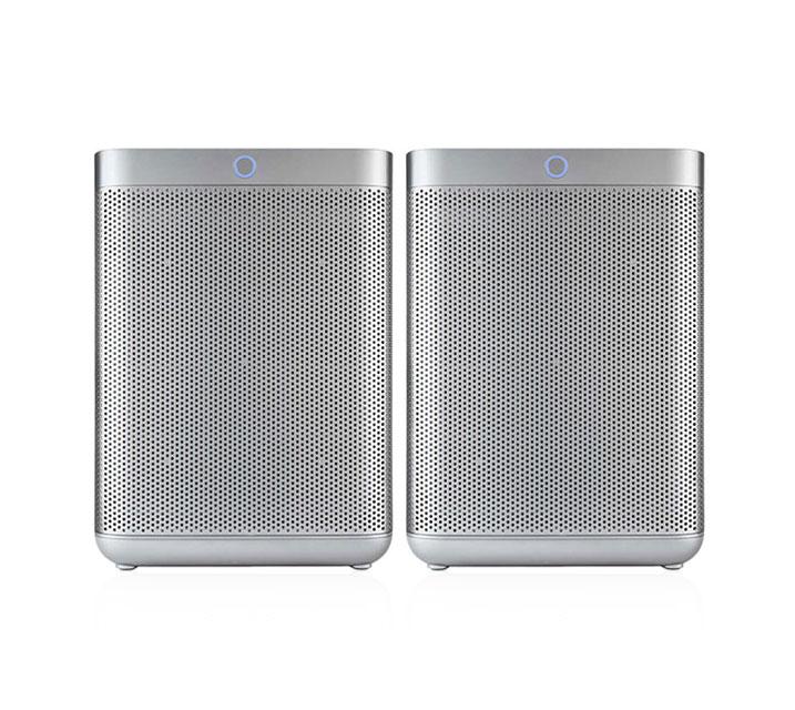[G_렌탈] 현대큐밍 더케어 큐브 공기청정기 세트 HQ-A19100S + HQ-A19100S SET / 월28,900원