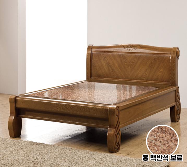 바른 Q 돌 흙침대 (홍맥반석 보료) / 월55,800원