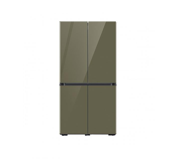 [L_렌탈] 삼성 냉장고 4도어 비스포크 양문형 871L 글램올리브 RF85T901344 / 월 58,700원
