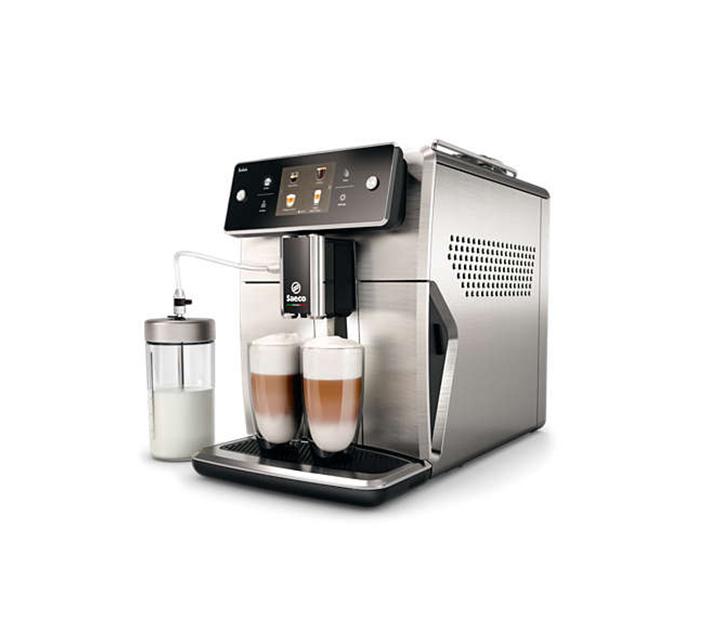 [L_렌탈] 필립스 커피머신 에스프레소 실버 SM7685/03 / 월71,900원