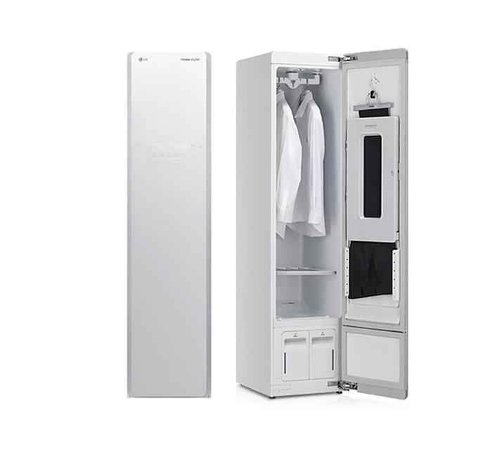[L] LG  트롬 스타일러 의류관리기 고급형 린넨화이트 S3WFS / 월 35,900원