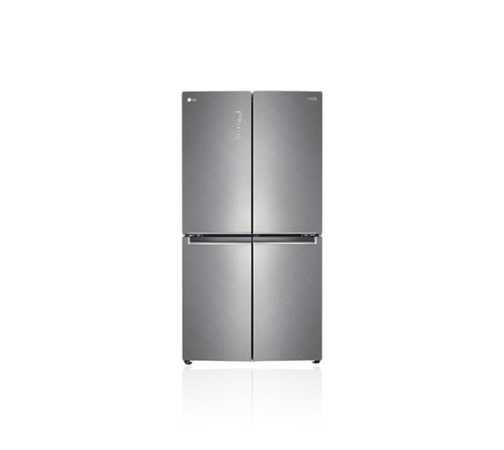 [렌탈] LG 디오스 매직스페이스 냉장고 샤이니 사피아노 870L F873SN35E / 월82,000원