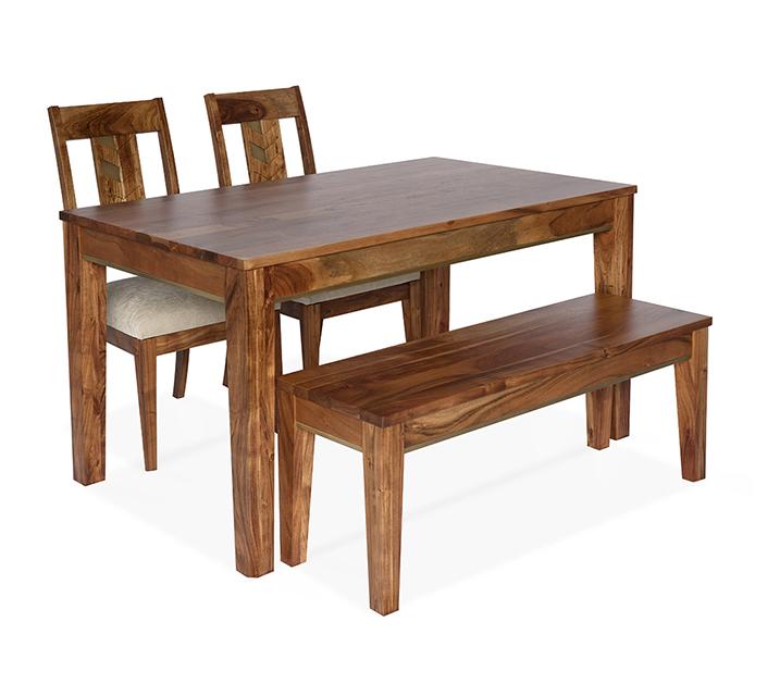 IPAT 파트로니아 컬렉션 4인 엔틱 식탁 세트 [테이블+의자 4개] / 월 89,800원