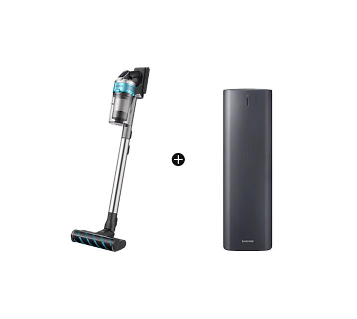 [S] 삼성 제트 200W 무선청소기 민트 청정스테이션 패키지 + 펫브러시 추가 VS20T9279S6CS / 월 34,500원