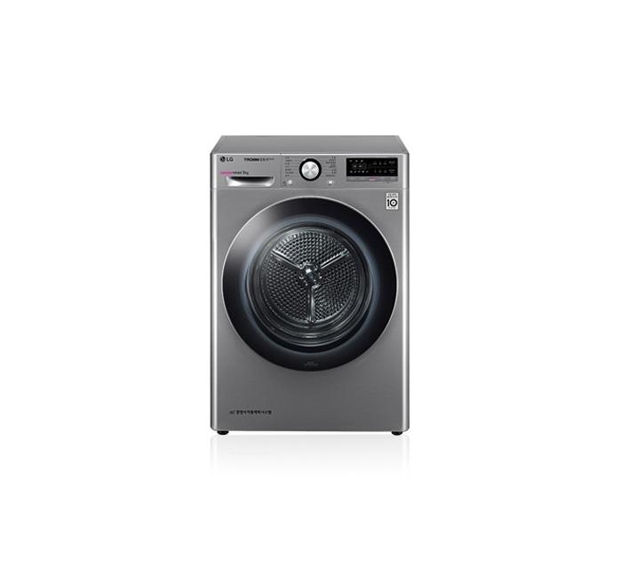 [L] LG 듀얼 인버터 전기식 건조기 9kg 모던 스테인리스 RH9VV / 월 30,800 원
