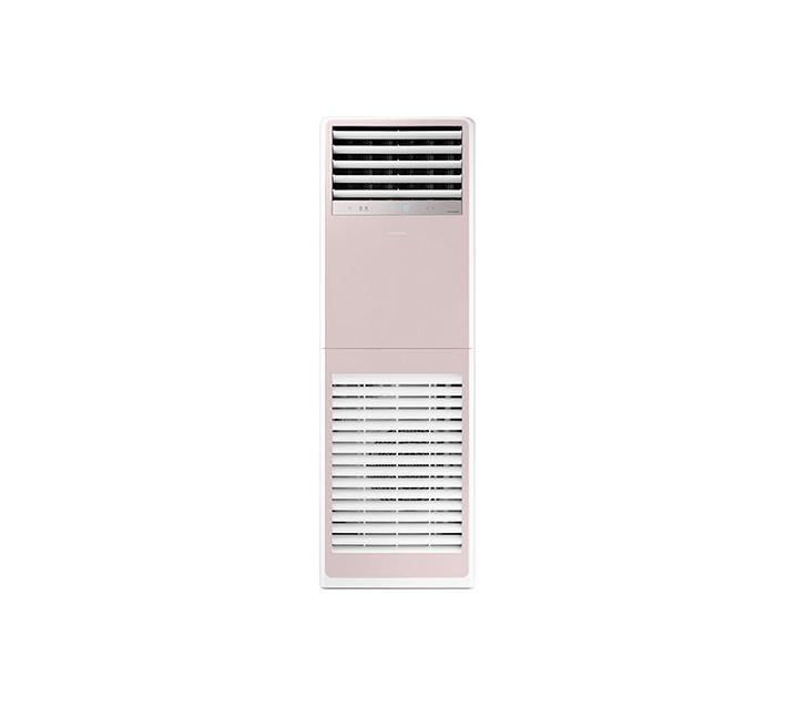 [S] 삼성 비스포크 스탠드형 인버터 중대형 냉난방기 40평형 핑크 380V AP145TSPPHH8S / 월91,000원